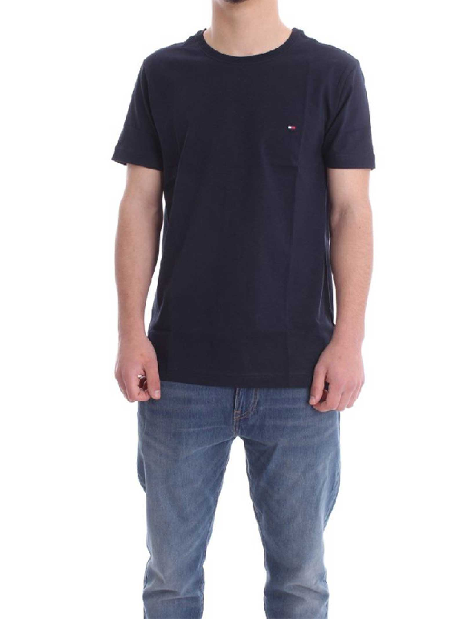 T-SHIRT UOMO TOMMY HILFIGER   T-shirt   MW0MW13344DW5
