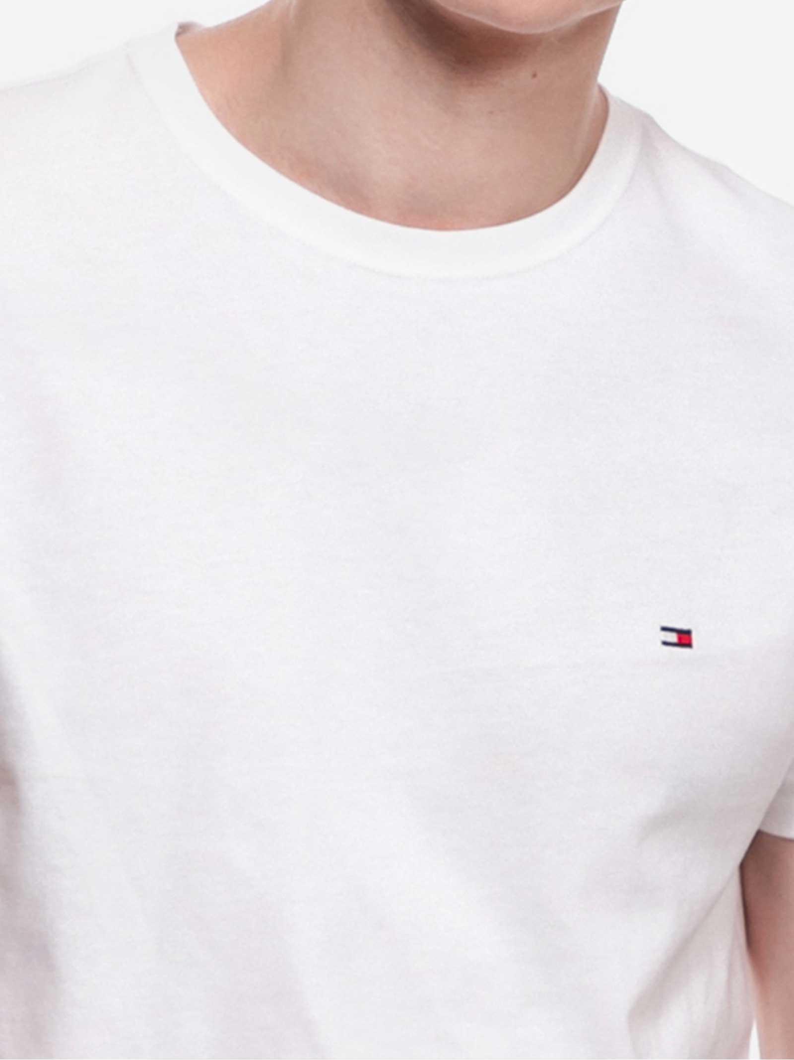 T-SHIRT UOMO TOMMY HILFIGER   T-shirt   MW0MW13344YBR