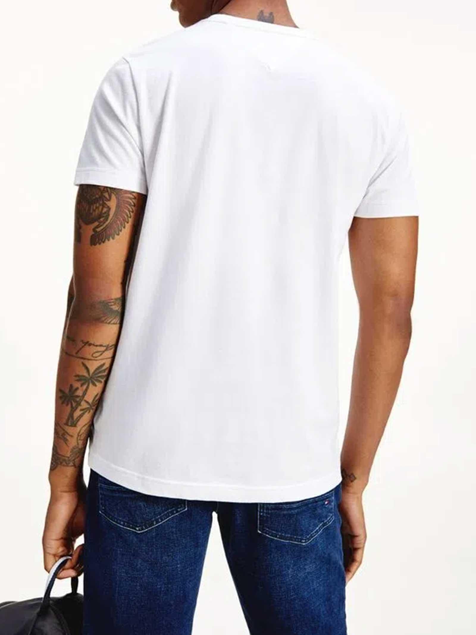 T-SHIRT UOMO TOMMY HILFIGER   T-shirt   MW0MW16583YBR