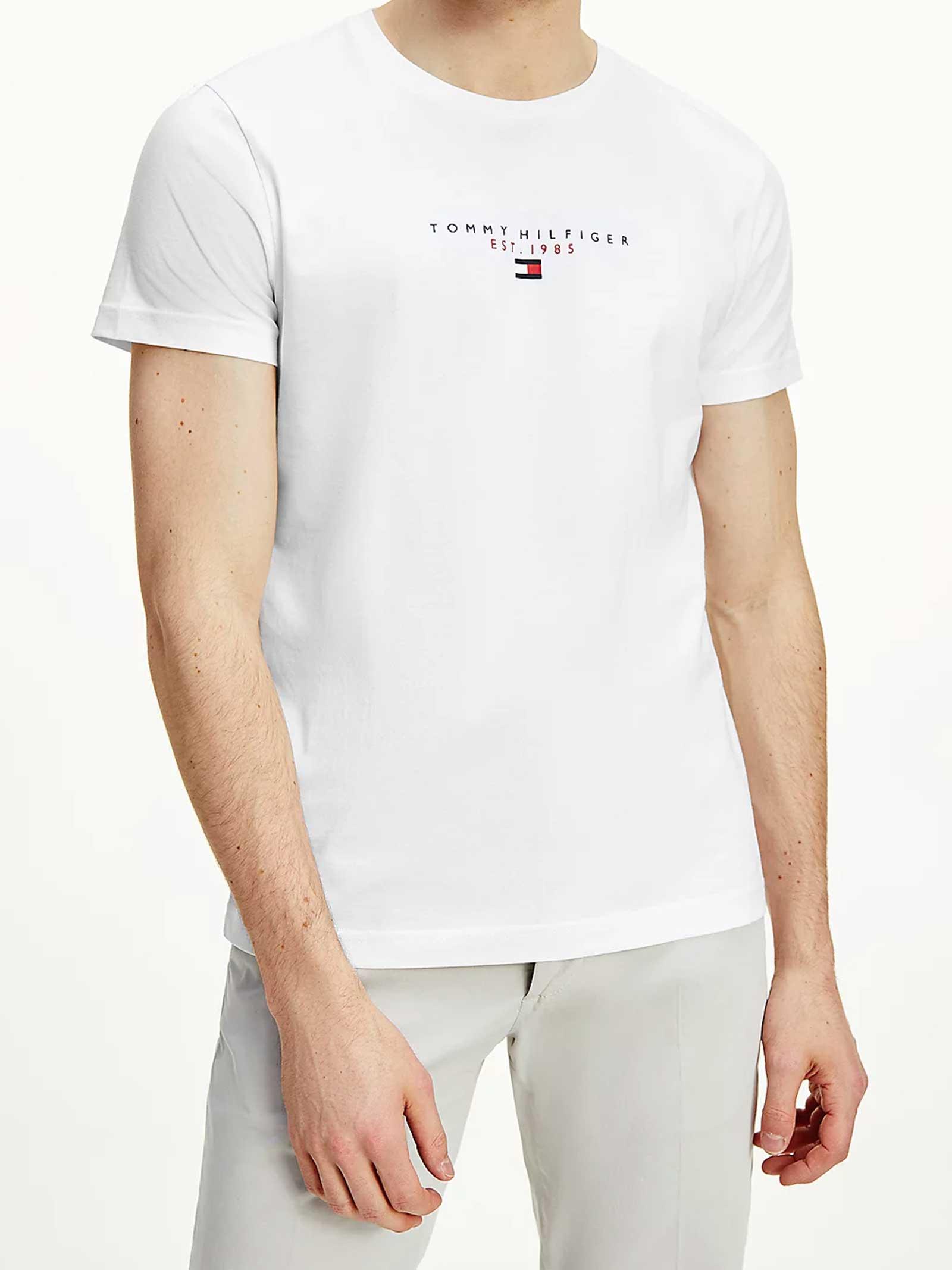 T-SHIRT UOMO TOMMY HILFIGER | T-shirt | MW0MW17676YBR