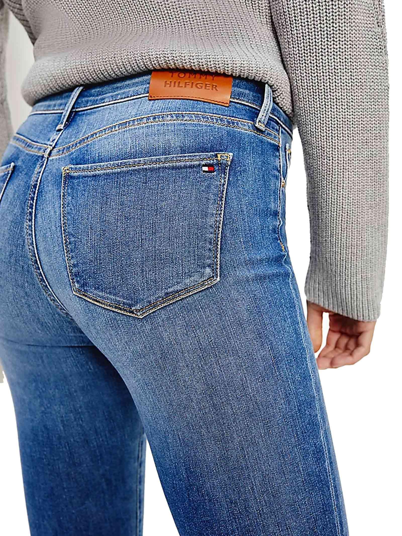JEANS DONNA TOMMY HILFIGER | Jeans | WW0WW301951A5