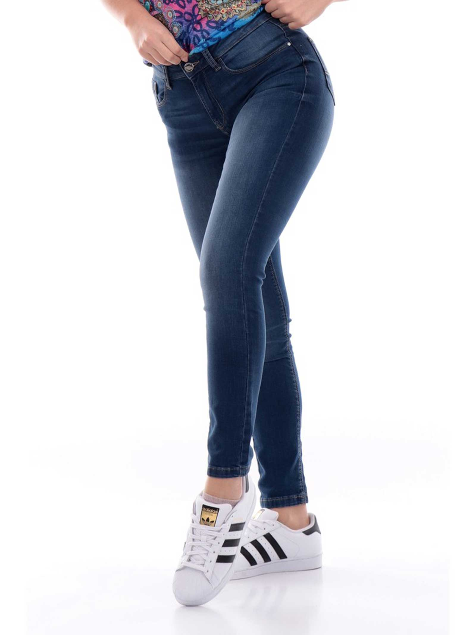 JEANS DONNA YES ZEE   Jeans   P320-X605J711