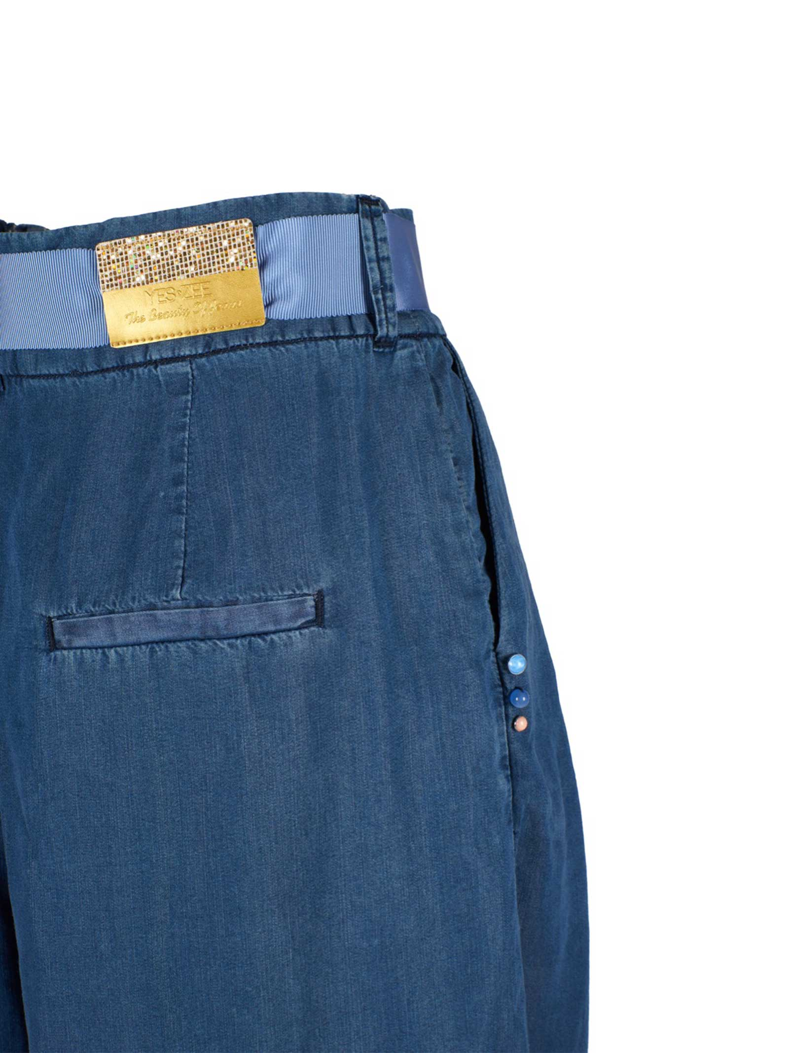 PANTALONI DONNA YES ZEE   Jeans   P383-X805J711
