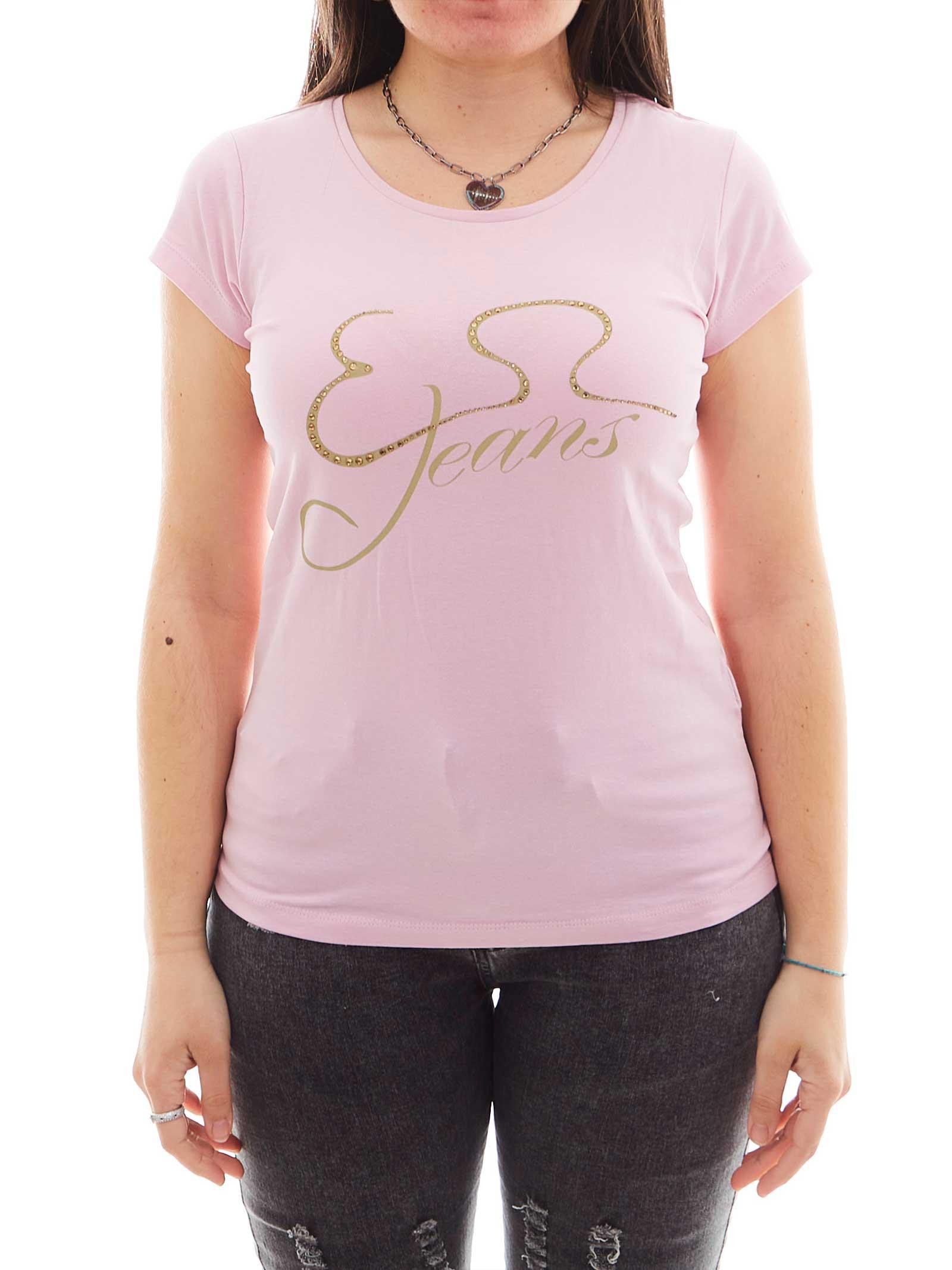 T-SHIRT DONNA YES ZEE   T-shirt   T210-TA060425