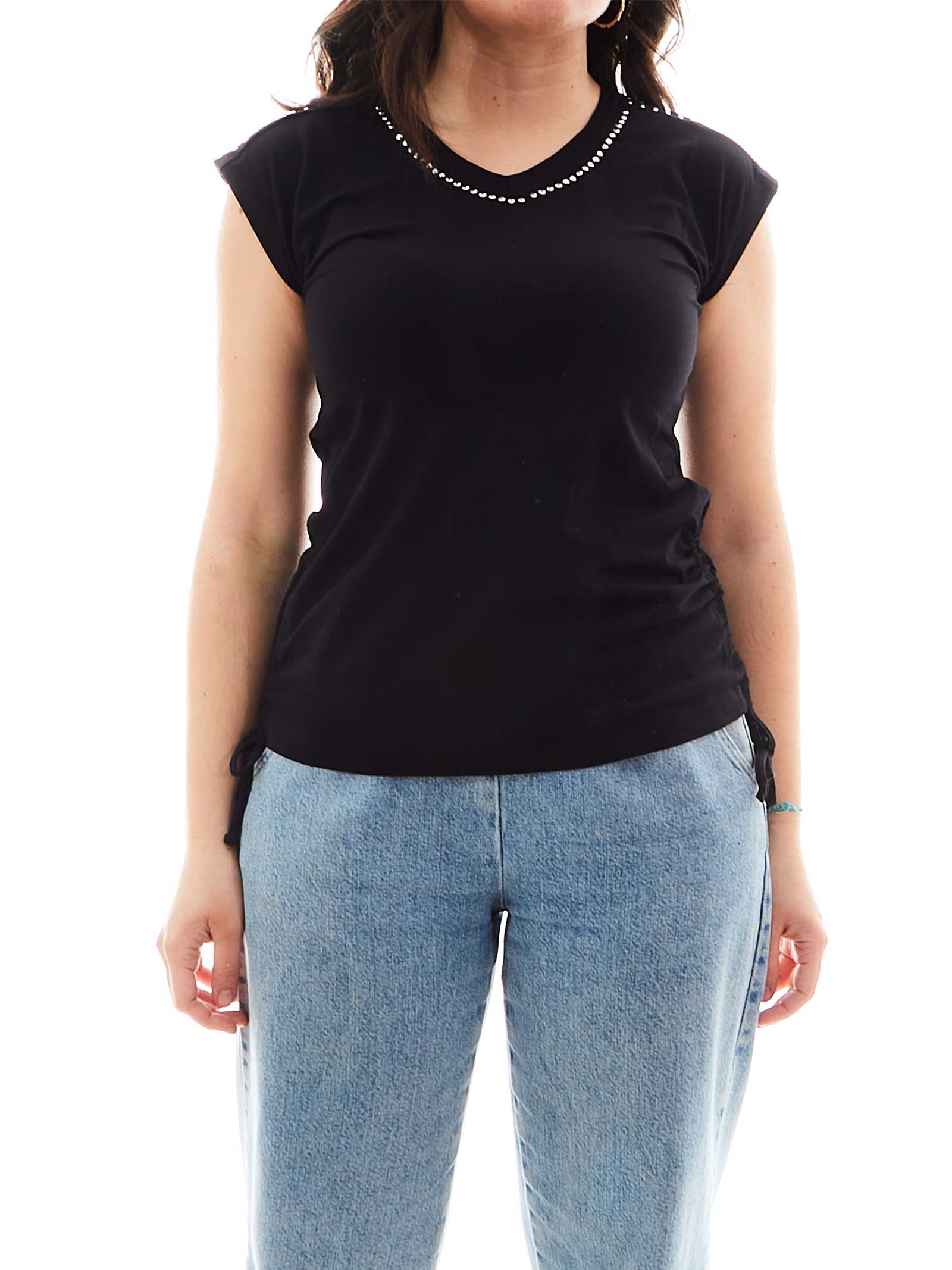 T-SHIRT DONNA YES ZEE   T-shirt   T233-S2000801
