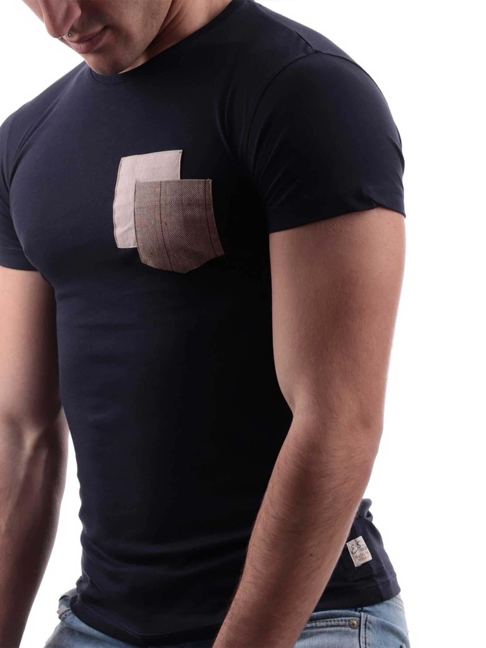 T-SHIRT UOMO YES ZEE   T-shirt   T736-S1000713