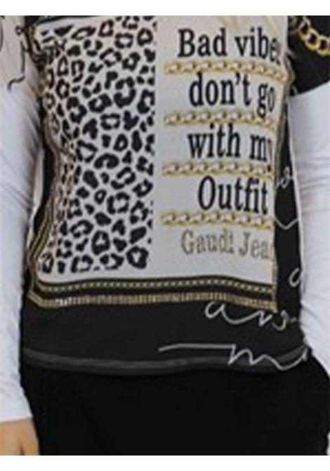 MAGLIA DONNA GAUDì | T-shirt | 021BD640562113