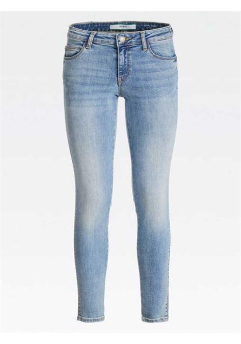 JEANS GUESS GUESS | Jeans | W0YA37-D4481GTEC