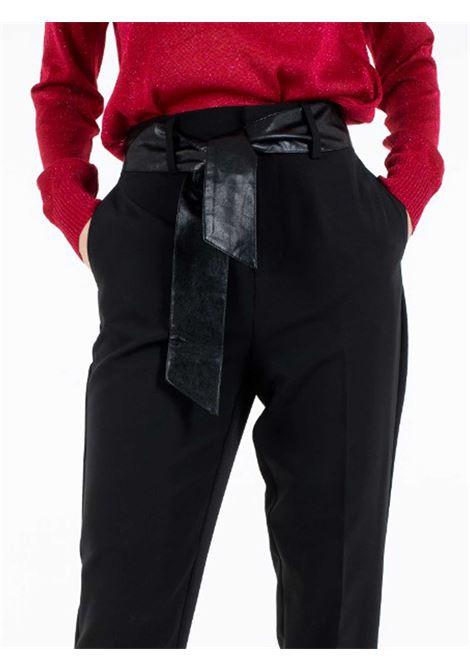 PANTALONE GUESS GUESS | Pantalone | W0YB42-WB4H2JBLK