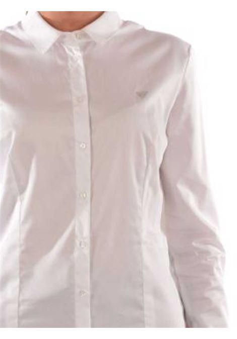CAMICIA DONNA GUESS | Camicia | W0YH41-WAF10TWHT