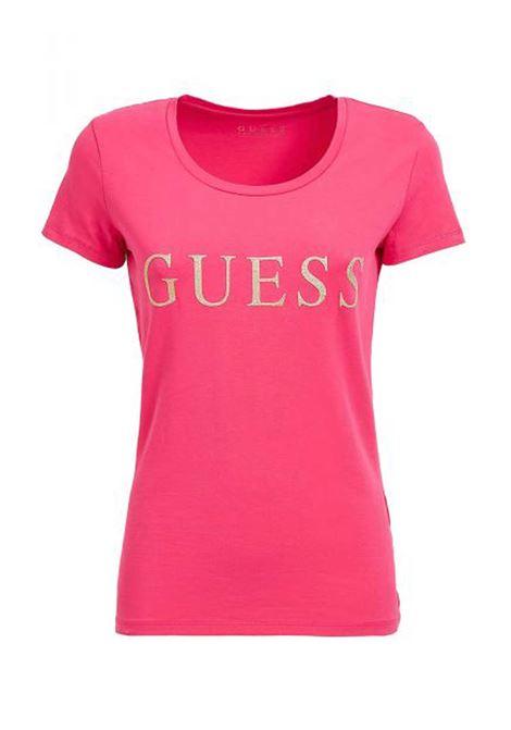 GUESS T-SHIRT GUESS | T-shirt | W0YI0L-J1300SOPK