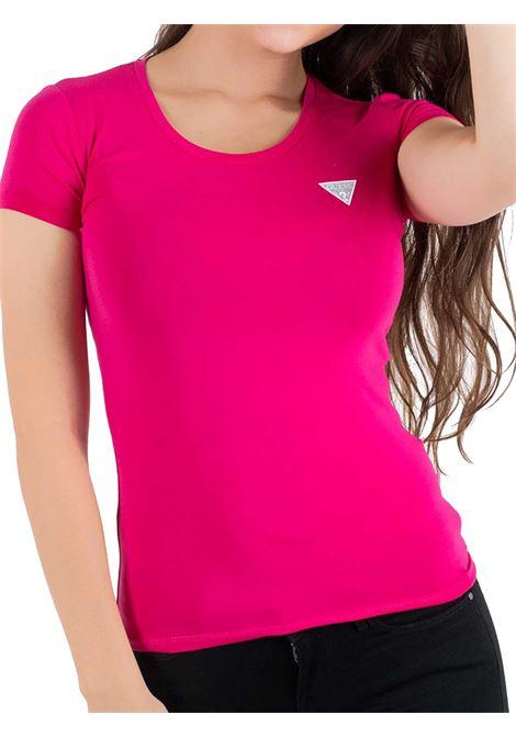 GUESS T-SHIRT GUESS | T-shirt | W0YI87-J1300SOPK