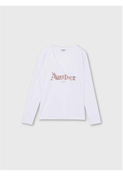 T-SHIRT LIU JO LIU JO | T-shirt | WF0389-J500311111