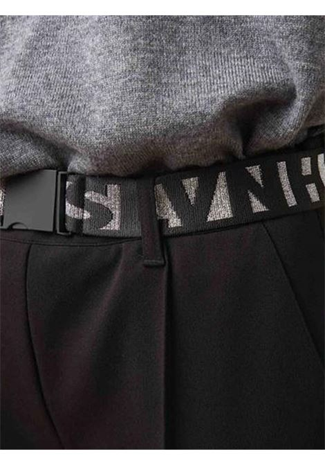 PANTALONE DONNA SILVIAN HEACH | Pantalone | PGA20225PABLACK