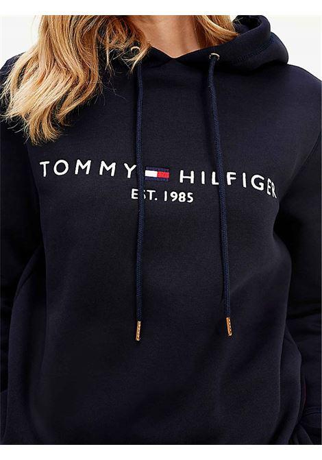 FELPA DONNA TOMMY HILFIGER | Felpa | WW0WW26410DW5