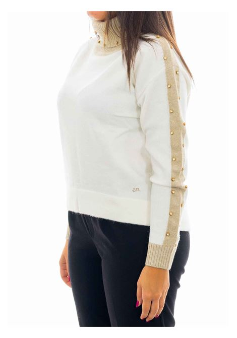 PULLOVER DONNA YES ZEE | Maglia | M053-IK000101