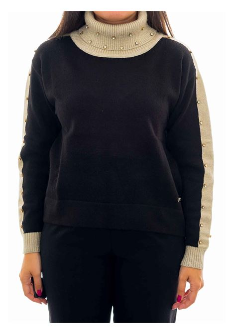 PULLOVER DONNA YES ZEE | Maglia | M053-IK000801
