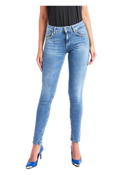 JEANS DONNA LIU JO | Jeans | UF1003-D444878221