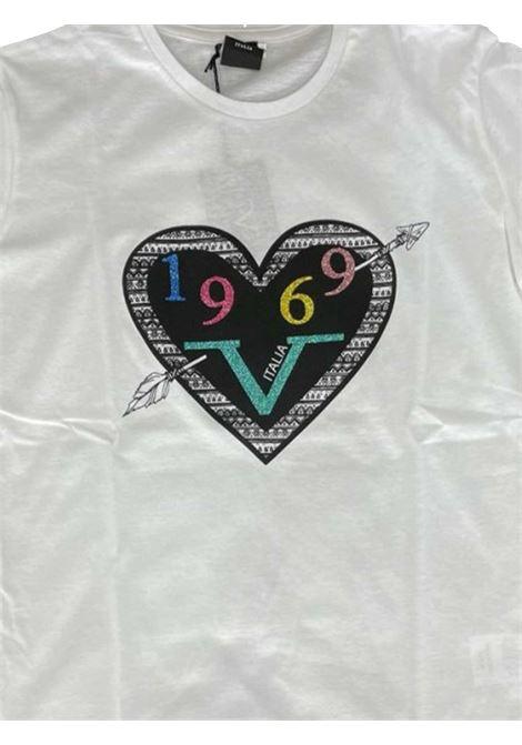 T-SHIRT DONNA 19V69 | T-shirt | VI21SSDPM0001BIANCO