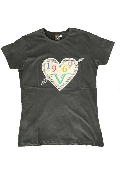 T-SHIRT DONNA 19V69 | T-shirt | VI21SSDPM0001NERO