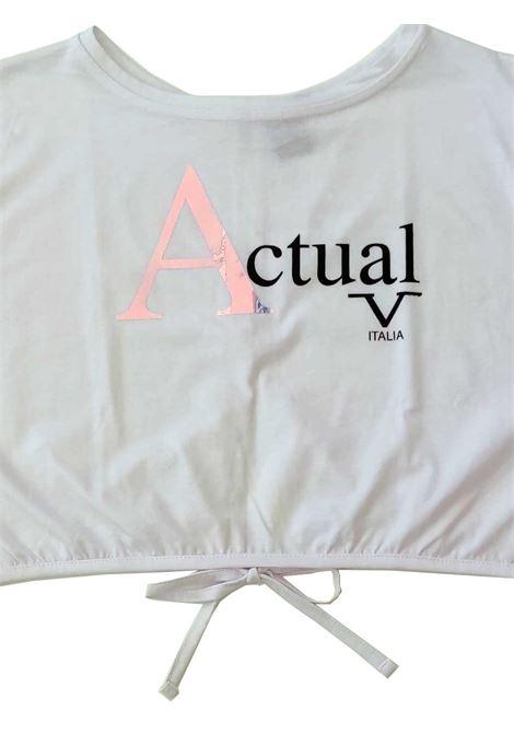 T-SHIRT DONNA 19V69 | T-shirt | VI21SSDPM0005BIANCO
