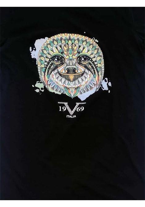 T-SHIRT DONNA 19V69 | T-shirt | VI21SSDPM0014NERO