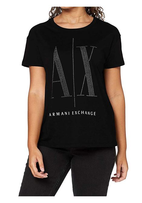T-SHIRT DONNA ARMANI EXCHANGE | T-shirt | 8NYTDX-YJG3Z8218