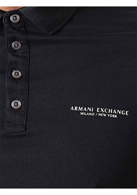 POLO UOMO ARMANI EXCHANGE | Polo | 8NZF80-Z8H4Z1200