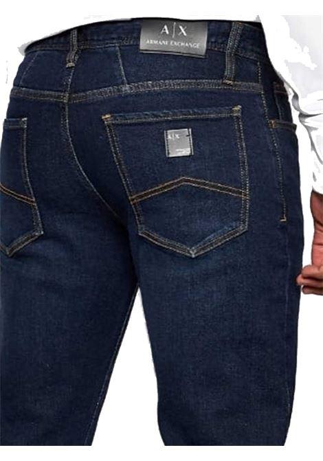 JEANS UOMO ARMANI EXCHANGE | Jeans | 8NZJ14-Z2DXZ1500