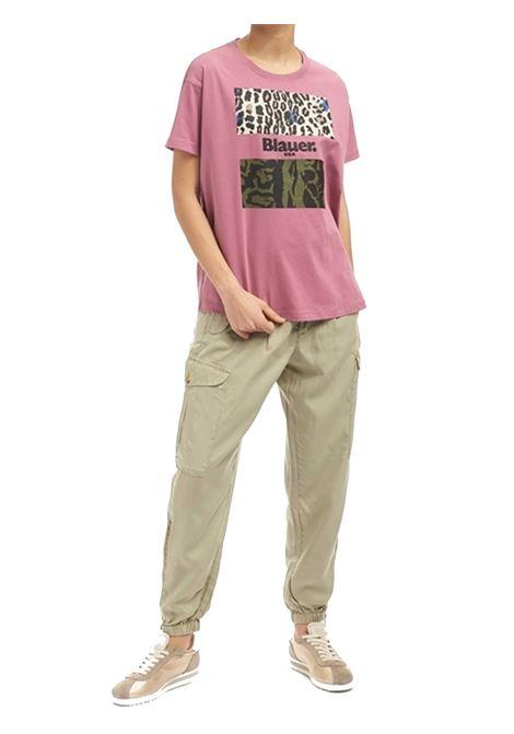 T-SHIRT BLAUER BLAUER | T-shirt | 21SBLDH02137-004547531