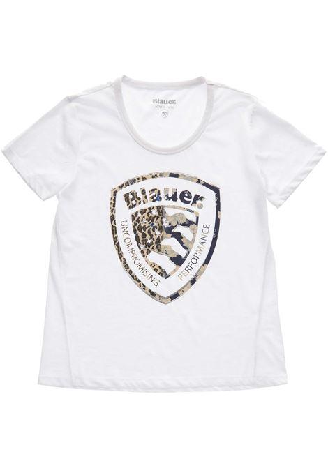T- SHIRT BLAUER BLAUER | T-shirt | 21SBLDH02138-004547100