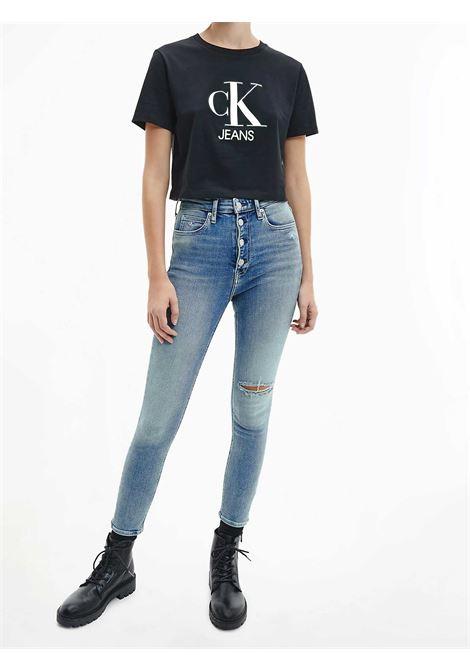 T-SHIRT DONNA CALVIN KLEIN | T-shirt | J20J215312BEH