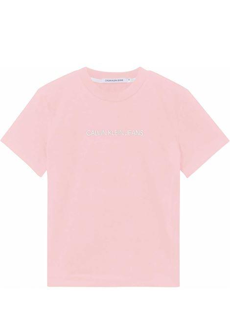 T-SHIRT DONNA CALVIN KLEIN | T-shirt | J20J215322TN9