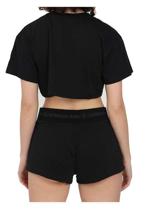 T-SHIRT DONNA CALVIN KLEIN   T-shirt   J20J215612BEH