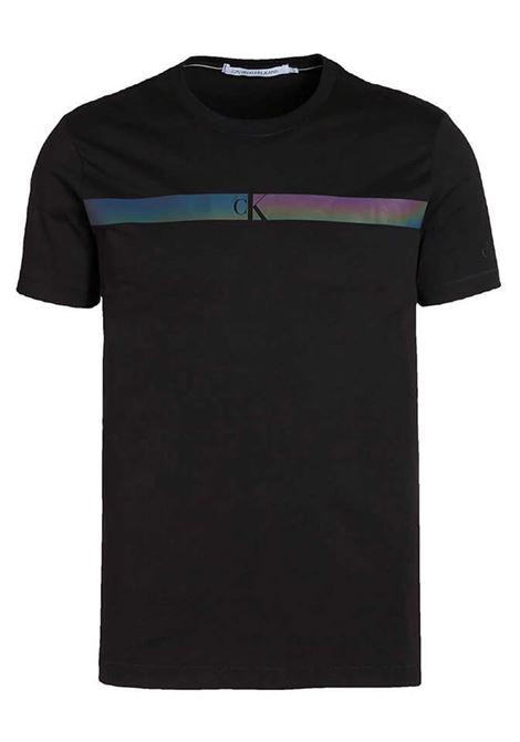 T-SHIRT UOMO CALVIN KLEIN | T-shirt | J30J317165BEH