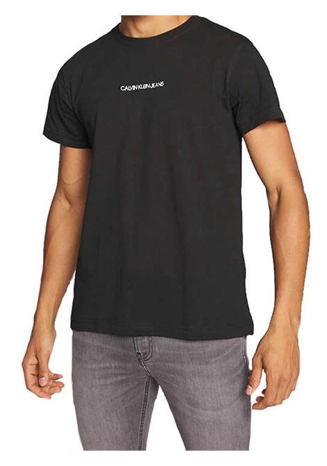 T-SHIRT UOMO CALVIN KLEIN | T-shirt | J30J318067BEH