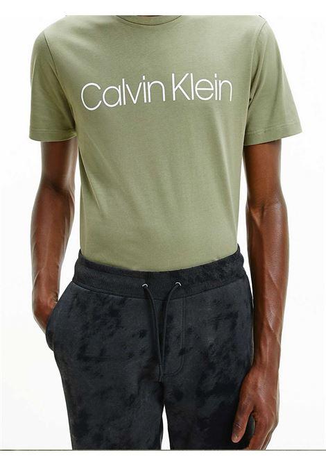 T-SHIRT UOMO CALVIN KLEIN   T-shirt   K10K103078MSS