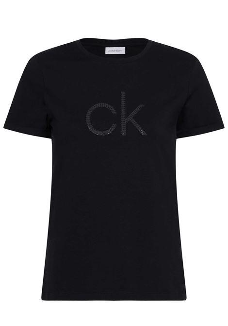 T-SHIRT DONNA CALVIN KLEIN | T-shirt | K20K202639BEH