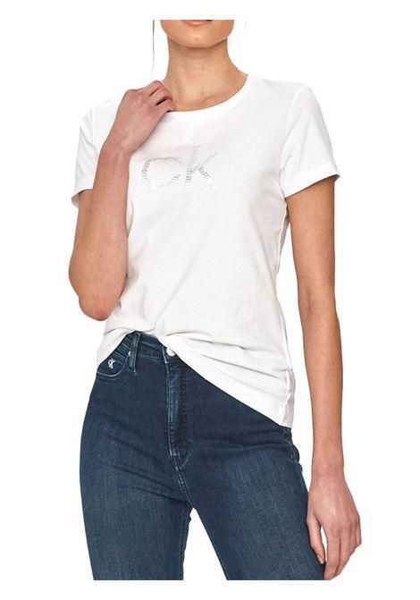 T-SHIRT DONNA CALVIN KLEIN | T-shirt | K20K202639YAF