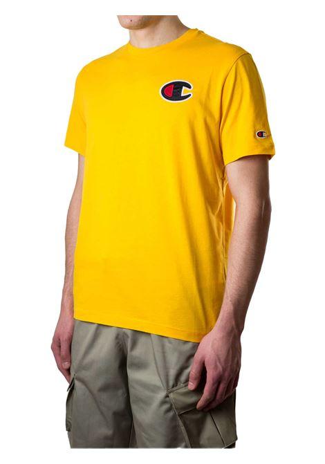 T-SHIRT UOMO CHAMPION | T-shirt | 214195CTR