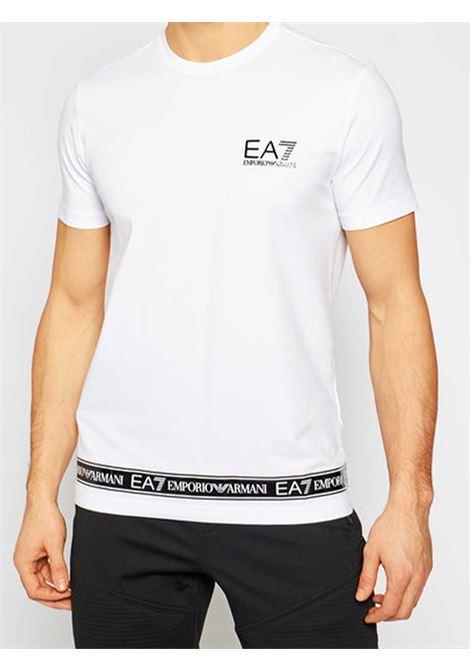 T-SHIRT UOMO EA7 | T-shirt | 3KPT05-PJ03Z1100