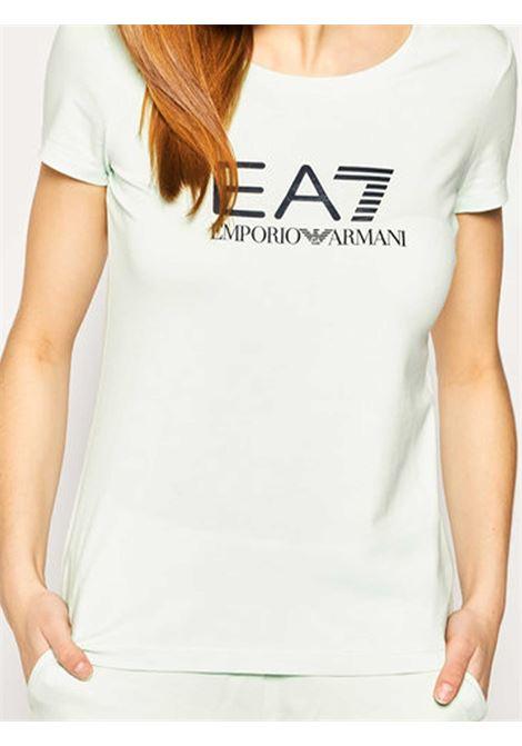 T-SHIRT DONNA EA7 | T-shirt | 8NTT63-TJ12Z0101