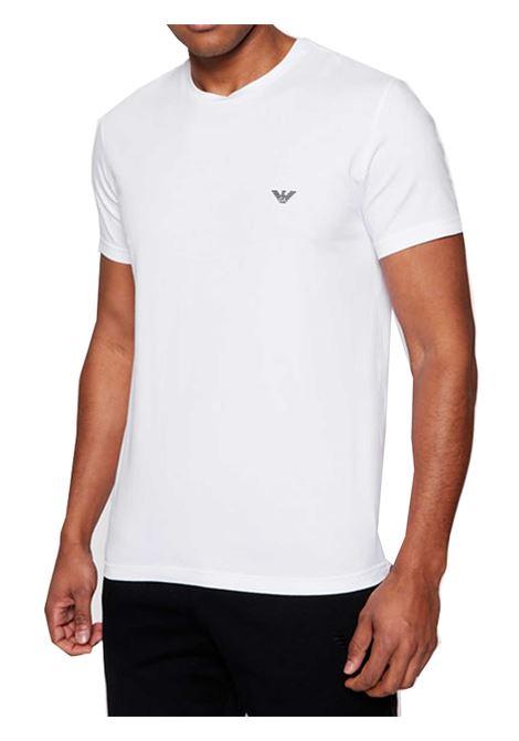 2 PACK T-SHIRT UOMO EMPORIO ARMANI | T-shirt | 111267-1P72011010