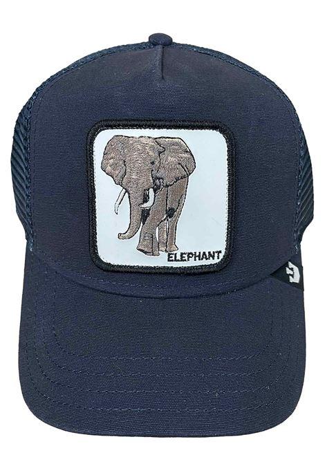 CAPPELLO UNISEX GOORIN BROS | Cappello | ELEPHANTBLU