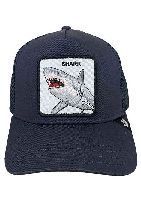 CAPPELLO UNISEX GOORIN BROS | Cappello | SHARKBLU