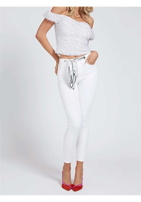 JEANS DONNA GUESS | Jeans | W1GA36-D4DN1PMOO