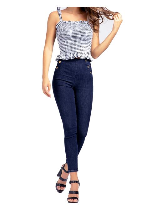 TOP DONNA GUESS | Top | W1GH0S-WDV70L095