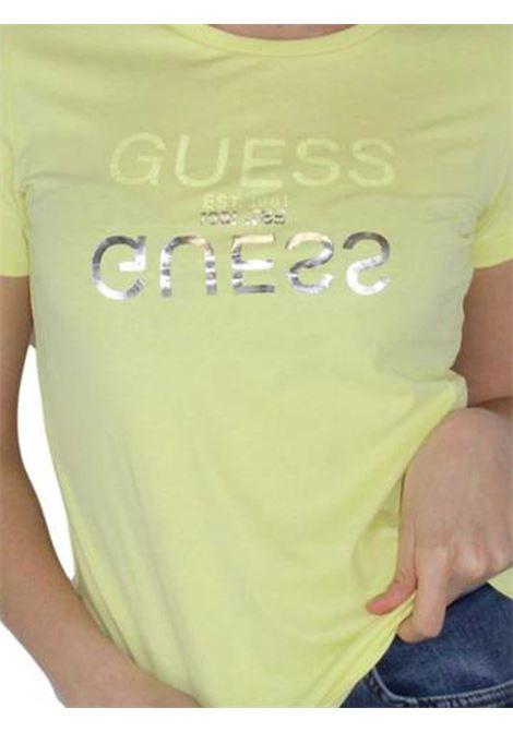 T-SHIRT DONNA GUESS | T-shirt | W1GI0C-I3Z11G2M2