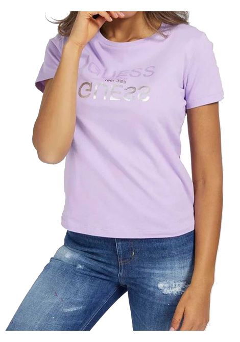 T-SHIRT DONNA GUESS | T-shirt | W1GI0C-I3Z11G4G8