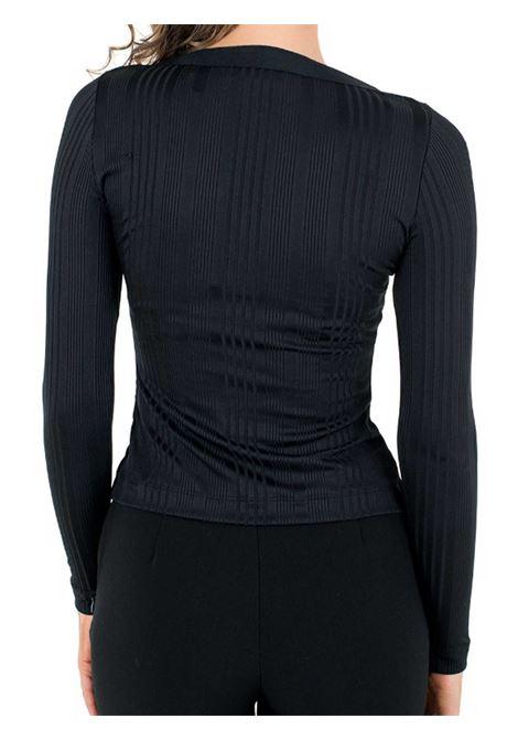 MAGLIA DONNA GUESS | T-shirt | W1GP71-KAF42JBLK